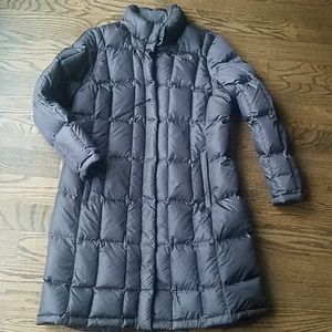 XL women's the north face  parka jacket down 550